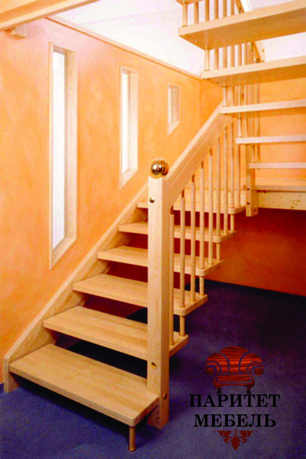 Как сделать лестницу пособие